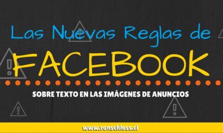 Las Nuevas Reglas de Facebook Sobre Texto en las Imágenes de Anuncios