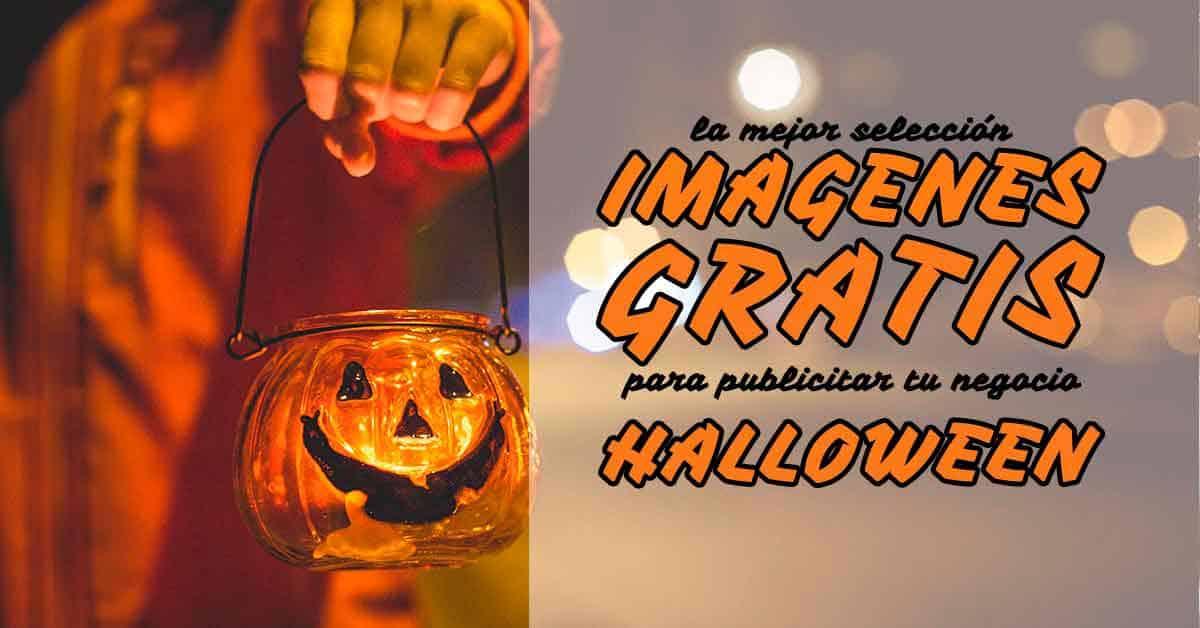 La mejor selección de imágenes gratis para publicitar tu negocio en Halloween
