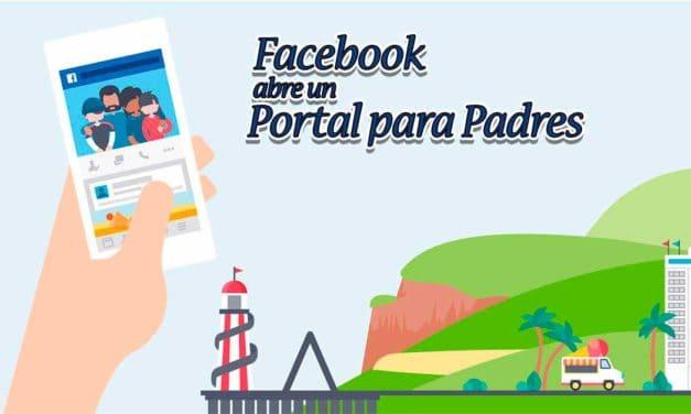 Facebook abre un Portal para padres